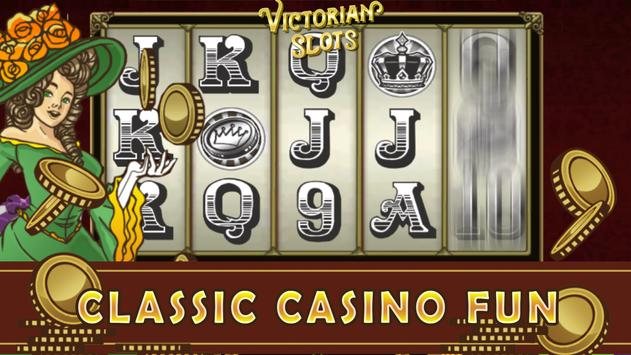 Victorian Slots screenshot 1