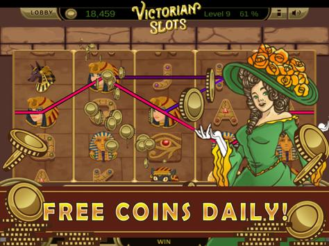 Victorian Slots screenshot 3