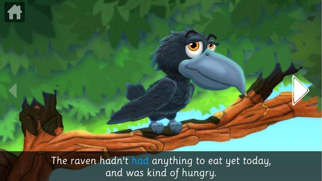 TaleThings: The Raven and The Fox, FREE Storybook screenshot 4