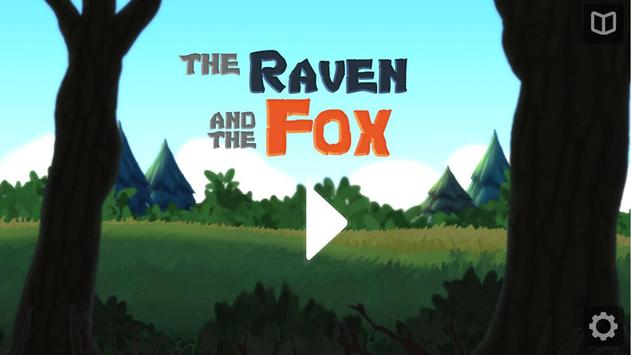 TaleThings: The Raven and The Fox, FREE Storybook screenshot 1