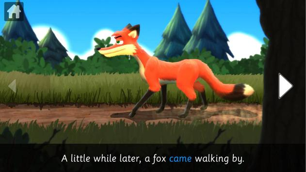 TaleThings: The Raven and The Fox, FREE Storybook screenshot 2