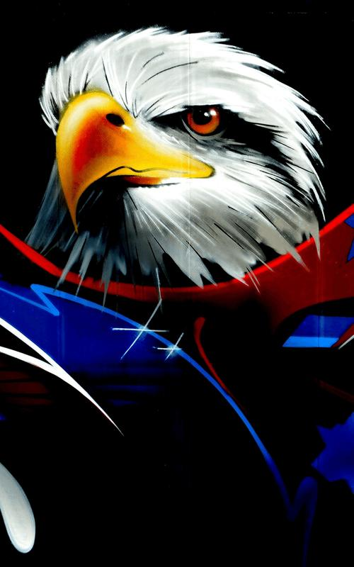 Eagle Live Wallpaper HD Screenshot 14