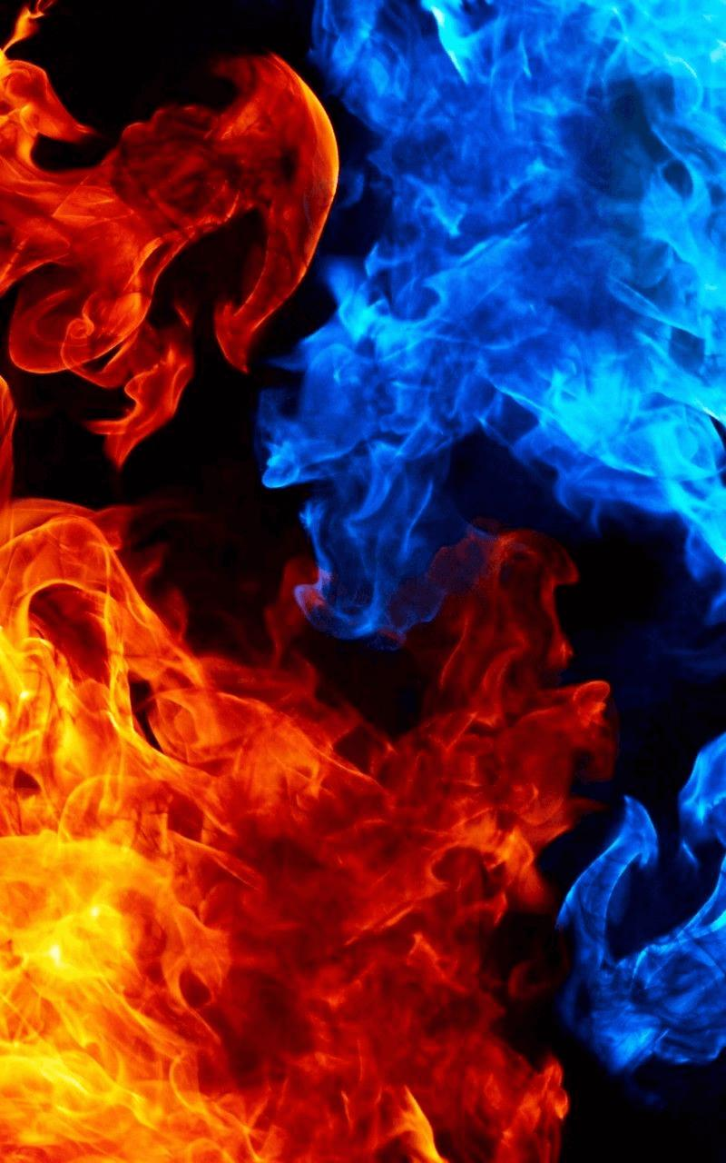 Fire And Ice Live Wallpaper Hd For Android Apk Download