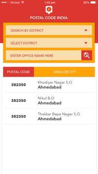 Postal Code India screenshot 2