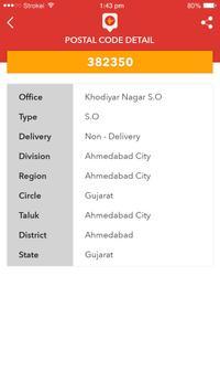 Postal Code India screenshot 4