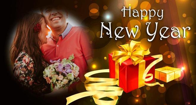 New Year Photo Poster Frame screenshot 8