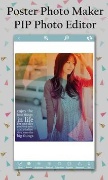 Poster Photo Maker screenshot 1
