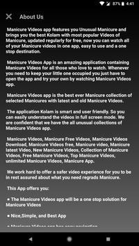 Manicure Videos screenshot 2