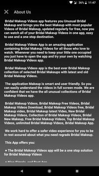 Bridal Makeup Videos screenshot 2