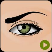 Eyebrow Threading Videos icon