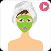 Facial Tips Videos icon