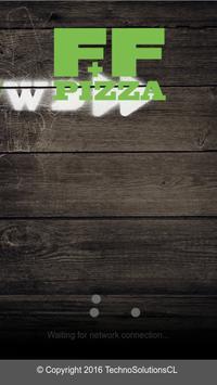 F+F Pizza poster