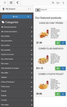 Les Rôtisseries Fusée apk screenshot