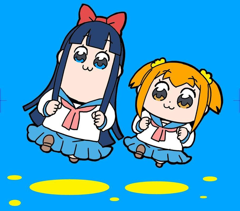 Download Anime 9anime: Pop Team Epic Anime Fondos De Pantalla For Android
