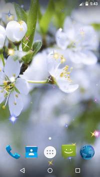 Blossom Live Wallpaper screenshot 3