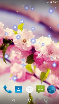 Blossom Live Wallpaper screenshot 1
