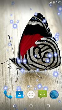 Butterfly Live Wallpaper poster