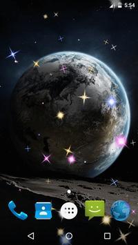 Earth Live Wallpaper screenshot 2
