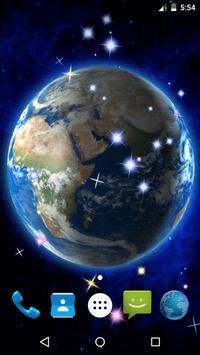 Earth Live Wallpaper screenshot 1