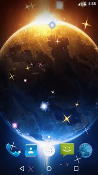 Earth Live Wallpaper screenshot 4
