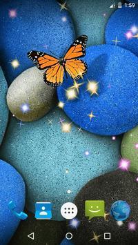 Pebbles Live Wallpaper screenshot 5