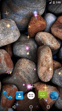 Pebbles Live Wallpaper screenshot 6