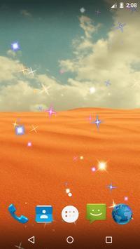 Sand Live Wallpaper screenshot 2