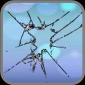Amazing broken screen prank2 icon