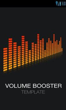 Amazing your sound booster poster