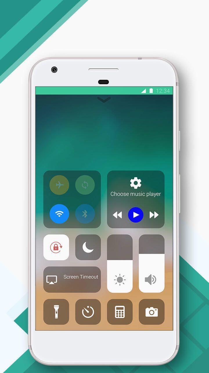 Control Center--iOS 13 & Android Panel for Android - APK Download