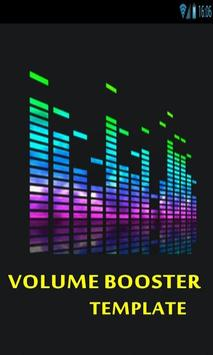 Easy volume sound booster 2 poster