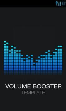 Effect pro sound booster plakat