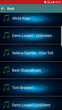 Pop Music Songs MP3 screenshot 2