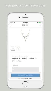 Popmap - Shop the world screenshot 2