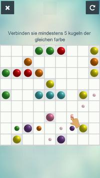 Linien 98 X - Farbige Kugeln ( Color Lines ) screenshot 1