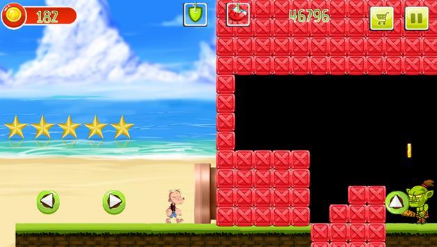 Popaye - Spinach Adventure screenshot 1