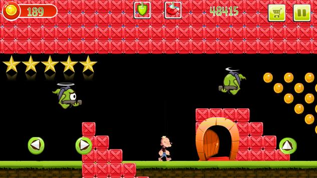 Popaye - Spinach Adventure screenshot 2