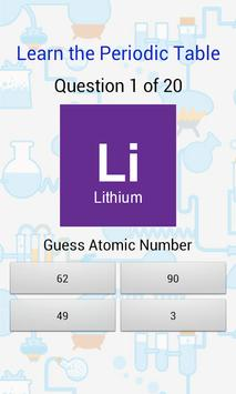 Learn periodic table free apk download free education app for learn periodic table free apk screenshot urtaz Gallery