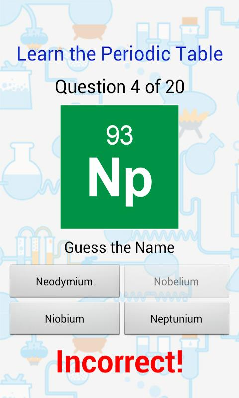 Learn periodic table free apk download free education app for learn periodic table free apk screenshot urtaz Image collections