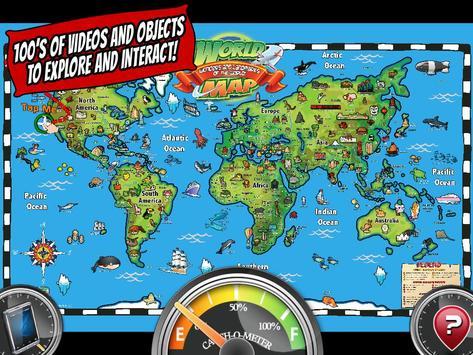 Popar world map apk download free entertainment app for android popar world map apk screenshot gumiabroncs Images