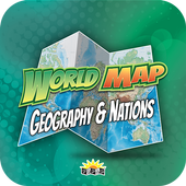 Popar Geography & Nations icon