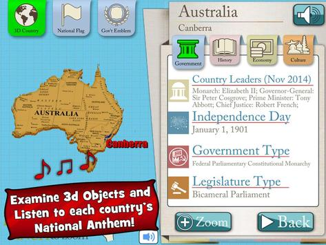 Popar Geography & Nations screenshot 1