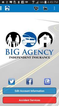 BIG Agency poster