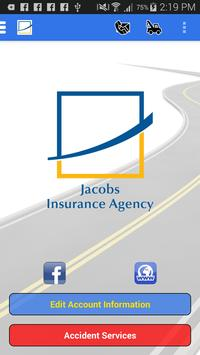 Jacobs Insurance Agency poster