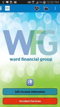 Ward Financial Group poster
