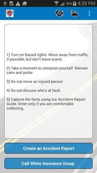 White Insurance Agency screenshot 2