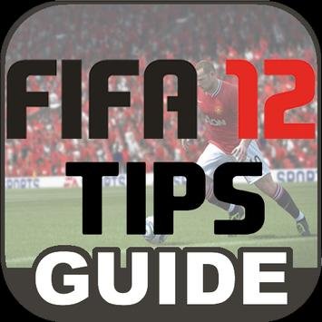 Tips for FIFA 12 poster