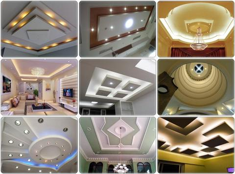 Pop Ceiling Designs For Living Room poster