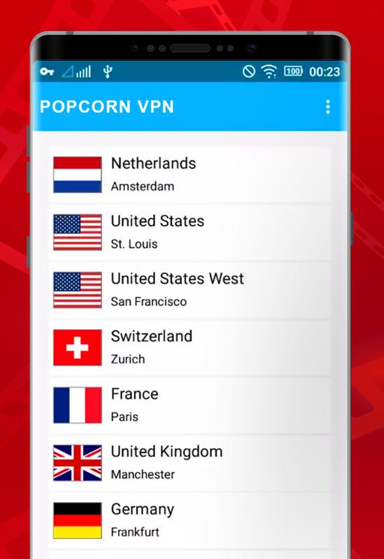 popcorn time beta 5.4 apk
