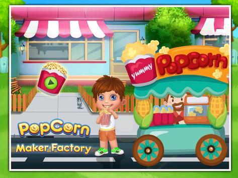 Popcorn Factory! Popcorn Maker poster